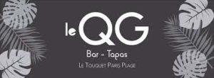 le QG logo le touquet
